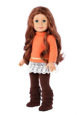 Hello Sunshine - Clothes Fits 18 inch American Girl Doll - 3