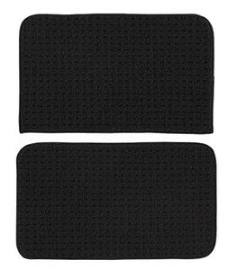 Garland Rug Herald Square 2-Piece Kitchen Rug Set, 18-Inch b