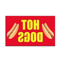 Hot Dogs Food Fair Caf? Restaurant Bar Car Door Magnets Magn