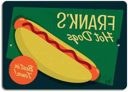 Hot Dogs Sign, Hot Dog Decor, Hot Dog Sign, Food Truck Sign