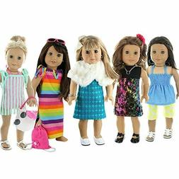 in style doll clothes fits 18 inch