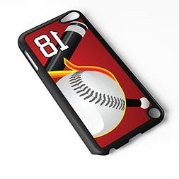 iPod Touch Case Fits 6th Generation or 5th Generation Baseba