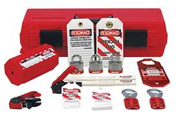 Accuform KSK234 STOPOUT Standard Lockout Kit, Includes a Var