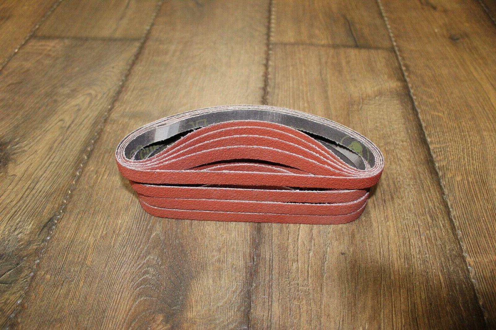 1/2 60 Sanding 3M-40 Belts