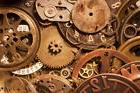 103166 Wheels and Dials Machinery Parts Photo Art Decor WALL