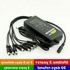 12VDC 2A Power Supply & 8 Way Split CCTV Security Camera Q-S