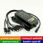 12V 5A Power Supply for CCTV Security Camera DVR Swann Lorex