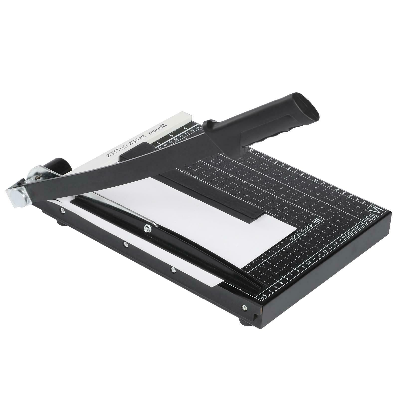 18 A4 to B7 Guillotine Paper Trimmer Booking