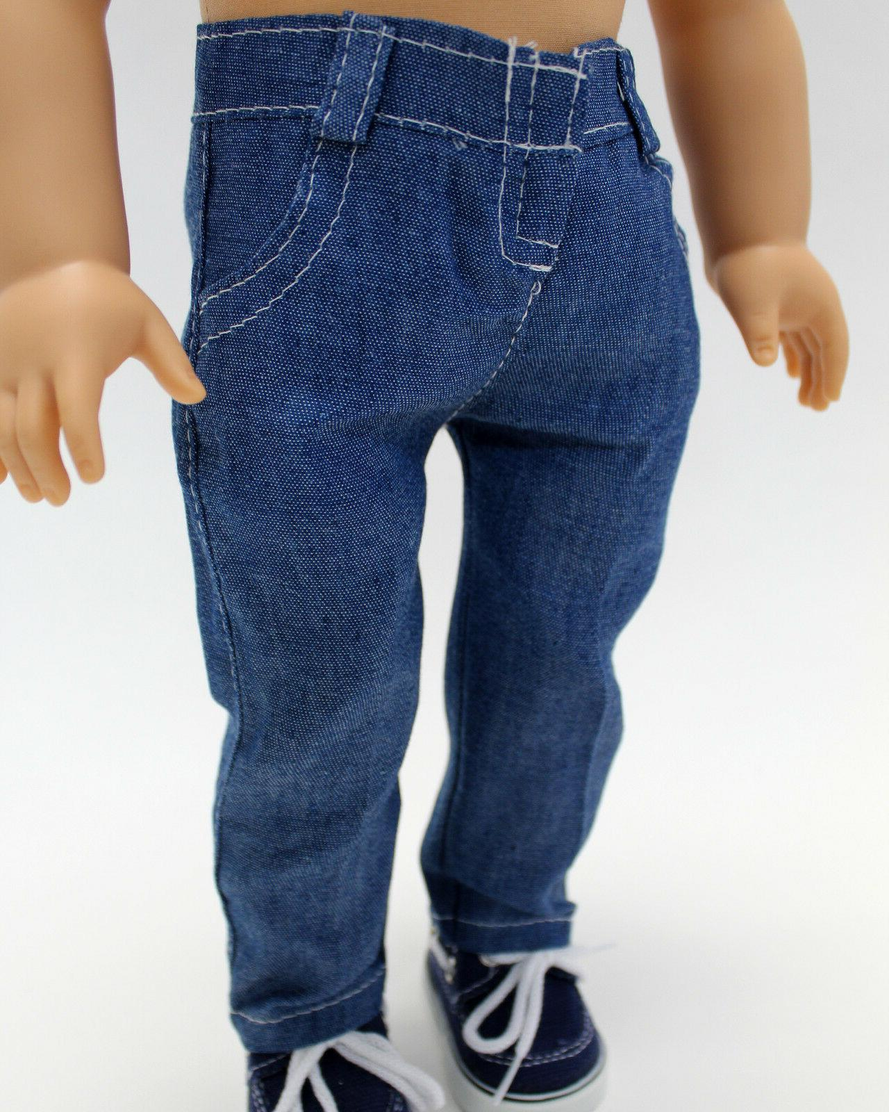 18 Inch Boy Outfit Jeans