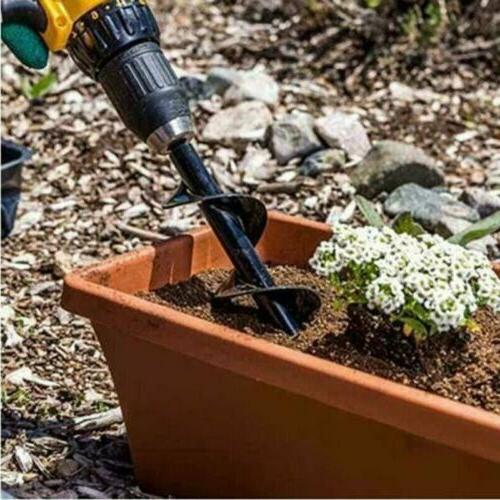 18 Planter Spiral Drill Power Digger Kit