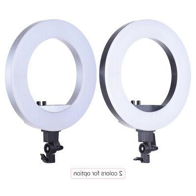 Andoer Inch LED Video Ring Lamp 50W