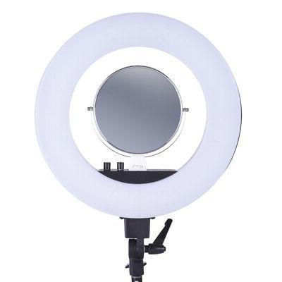 Andoer 18 Inch Video Ring Light Fill-in Lamp 50W