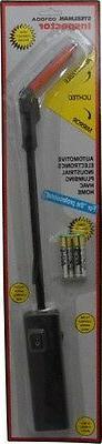 Steelman 18 Inch Overall Length, Rectangular Inspection Mirr