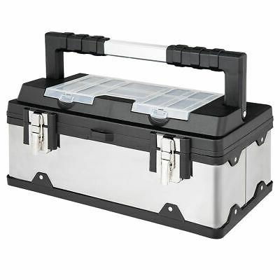 18 inch tool box stainless steel