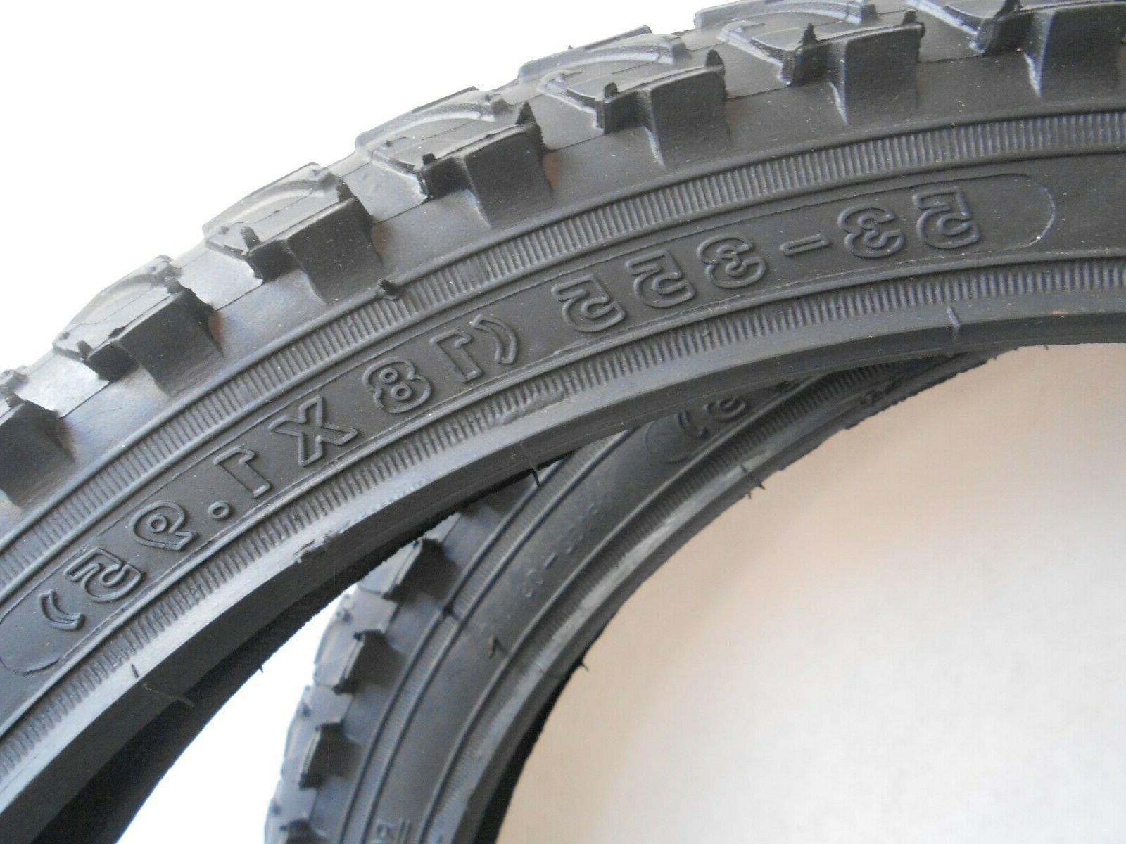 """18"""" 1.95 Tire Knobby Black 18 OFFER!"""