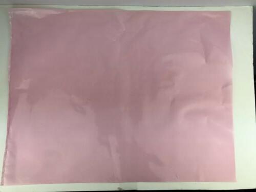 """Bauxko 18"""" x Anti-Static Bags pink NEW"""