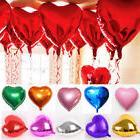 18inch Foil Balloon Heart Shape Birthday Wedding Party Anniv