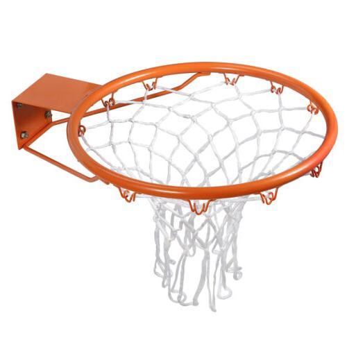 18inch Heavy Standard Classic Basketball Rim Indoor Outdoor Backboard