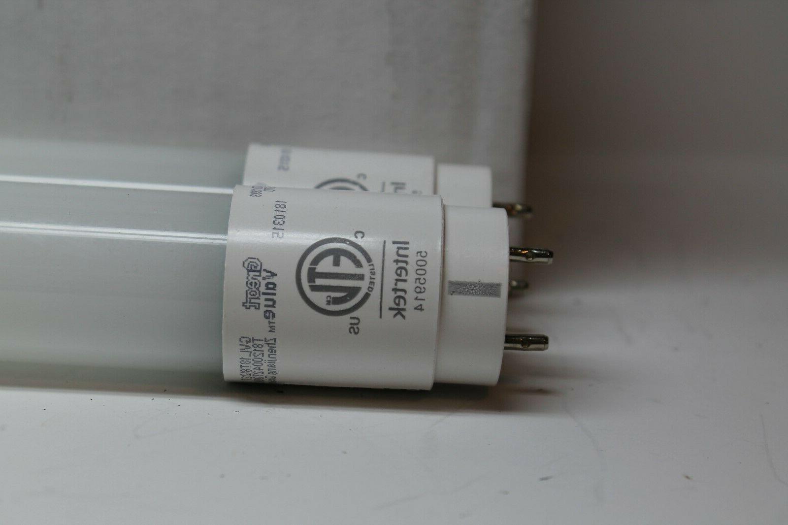 2 Inch soft white T8 Bulbs F15T12 F15T8 rewire