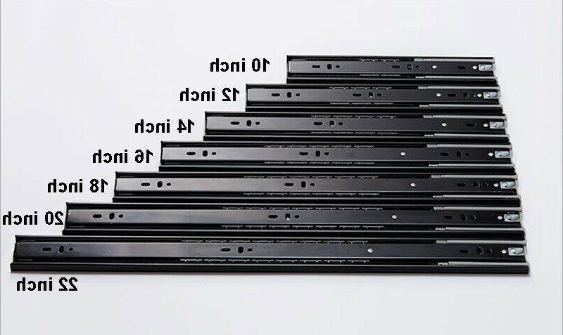 Mute Drawer Slides Soft Close Drawer