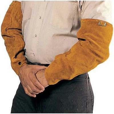 5218 side split cowhide sleeves