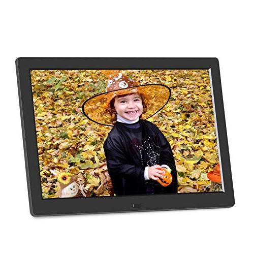 8 inch wifi digital photo frame electronic
