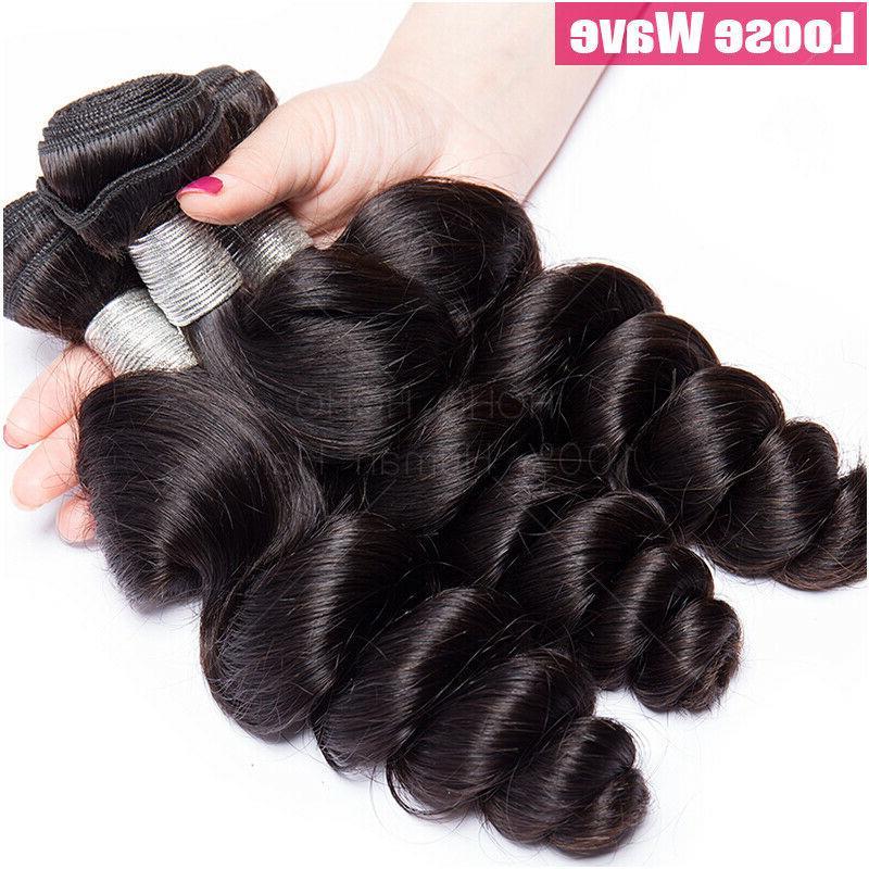 8A Brazilian Virgin Hair Deep Wave Weft