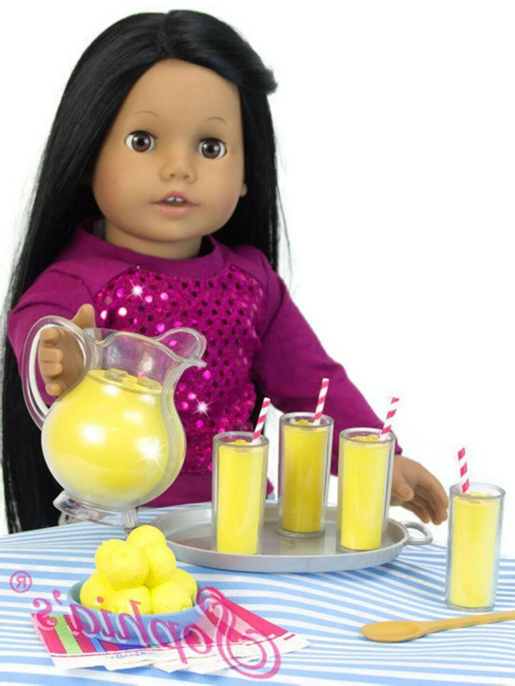 9 pc Lemonade Set American by Sophia's