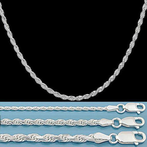 925 Italian Silver Chain