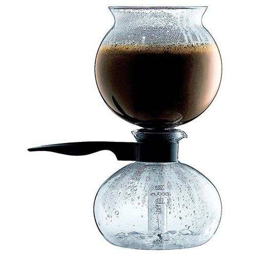 Bodum PEBO Coffee Maker, Vacuum Coffee Maker, Siphon Coffee