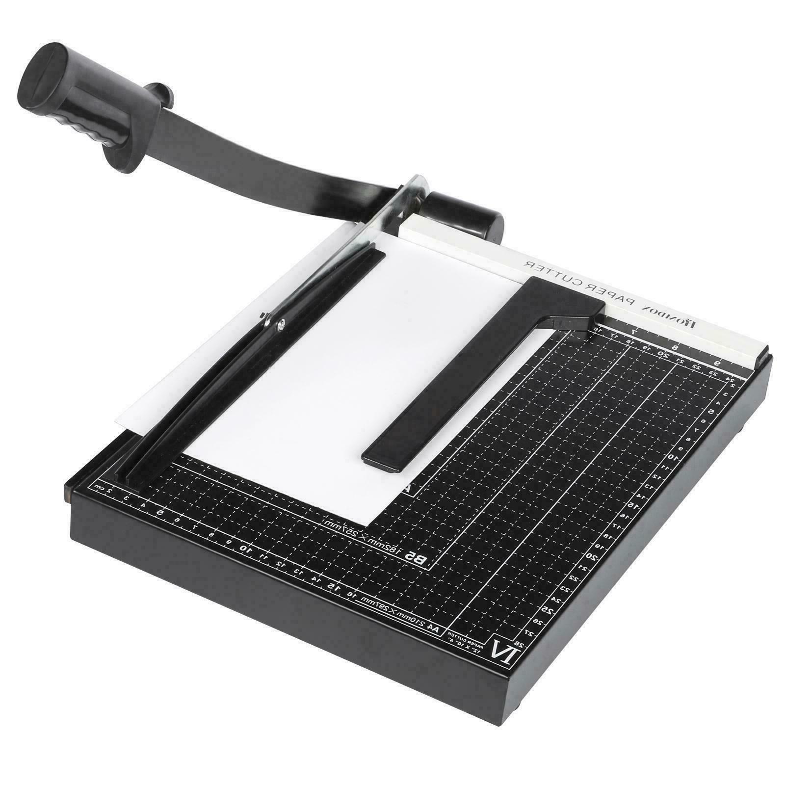 A4 Paper Cutter Trimmer Scrap 12 Sheets