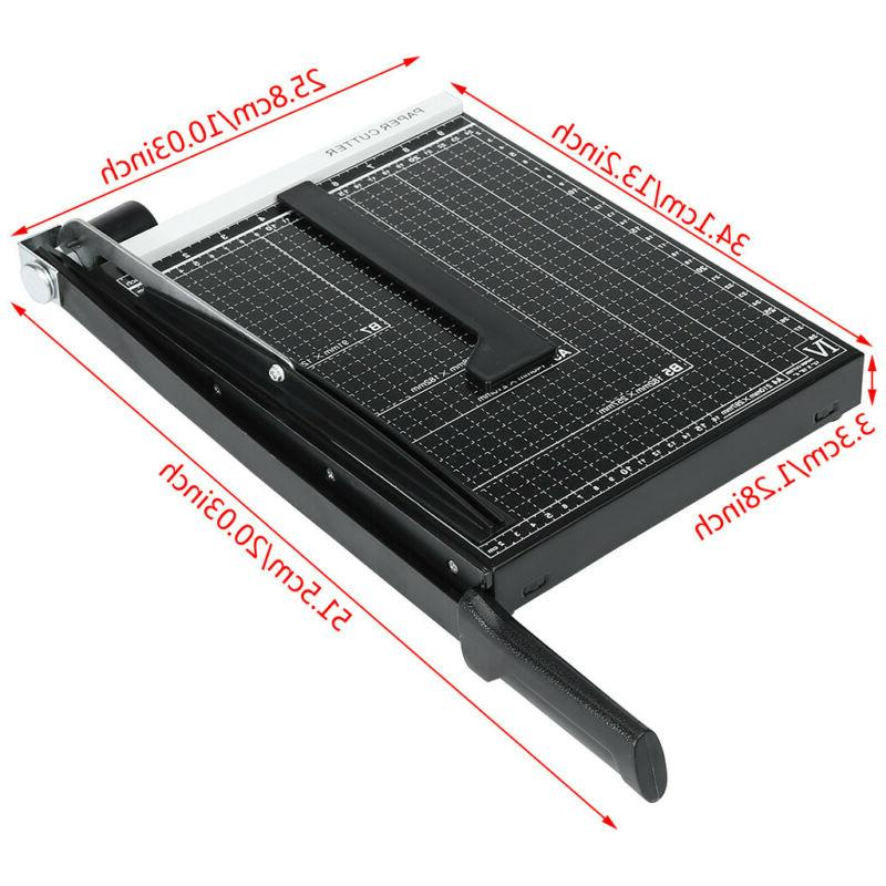 A4 B7 Heavy Paper Photo Trimmer Booking
