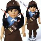 Adora Doll Lily Brownie, 18-inch Vinyl Doll