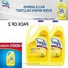 Lysol All Purpose Cleaner Lemon Breeze 144 oz x 2
