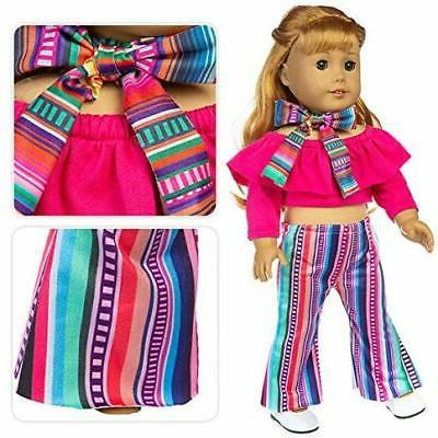ZITA 18 Inch Girl Outfits 7