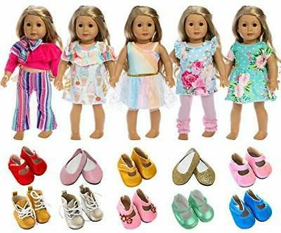 american 18 inch girl doll clothes outfits