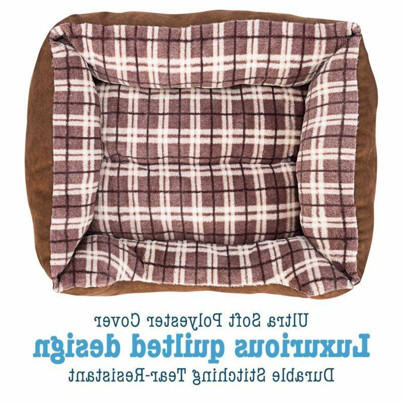 Animals Favorite Rectangle Bed,