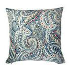 Artisan Pillows 18-inch Indoor/Outdoor Geometric Paisley in