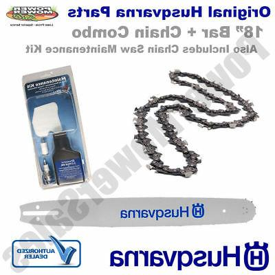 bar chain maintenance kit chainsaws