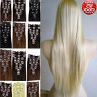 BEST Selling Clip In Remy Human Hair Extensions Full Head 18
