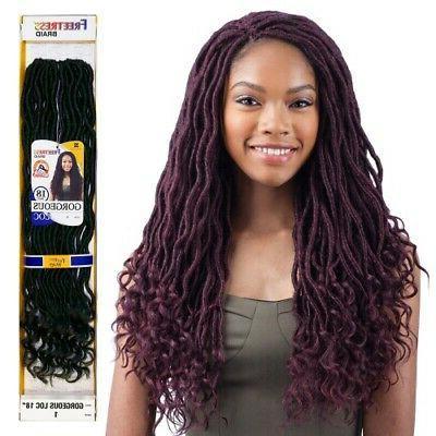 braid gorgeous goddess loc 14inch or 18inch