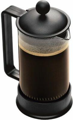 Bodum Brazil French Press Coffee Maker, 12 Ounce.35 Liter, ,