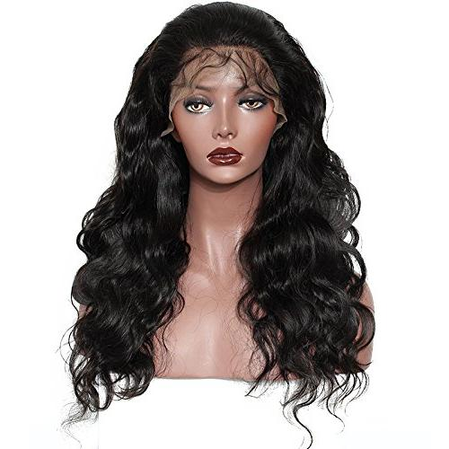Younsolo Lace Remy Wave Wigs with Hair For
