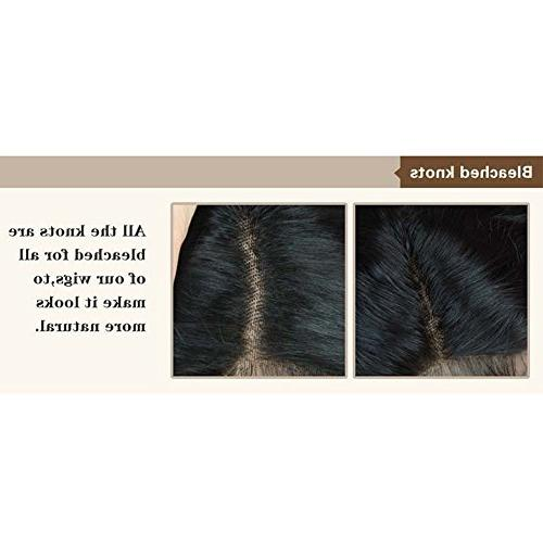 Younsolo Brazilian Lace Remy Wave Hair Women Free