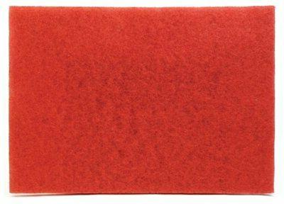 buffer pad 5100 red 12 x 18