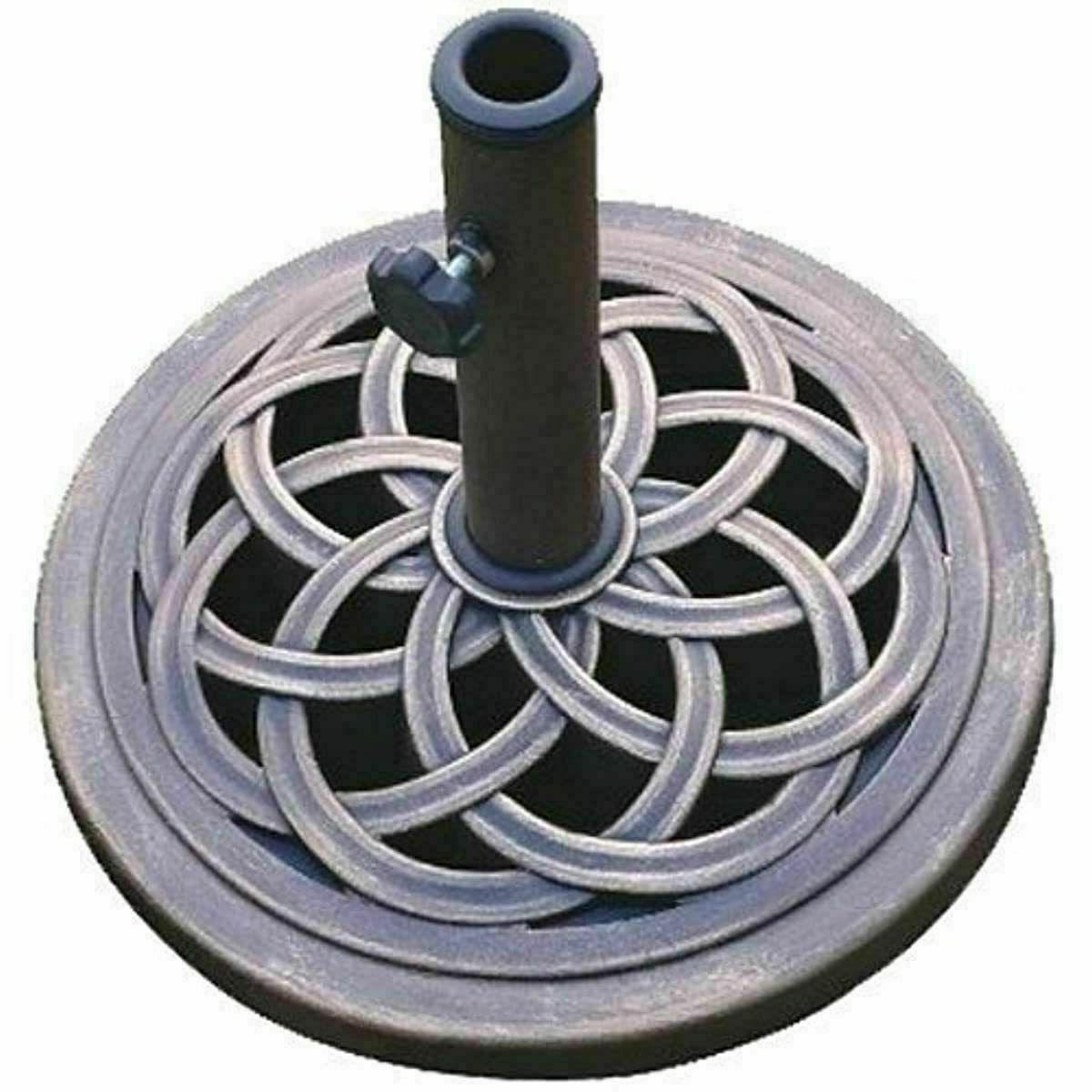 Cast Stone 18Inch,Rust Composite material,lawn gardens