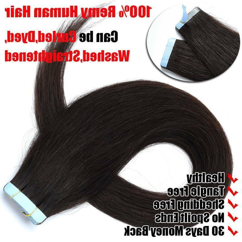 CLEARANCE Tape Remy Full Weft Thick Soft