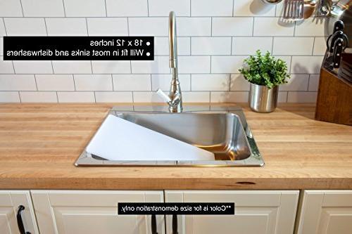 Commercial Plastic Board, NSF 18 x 12 x inch