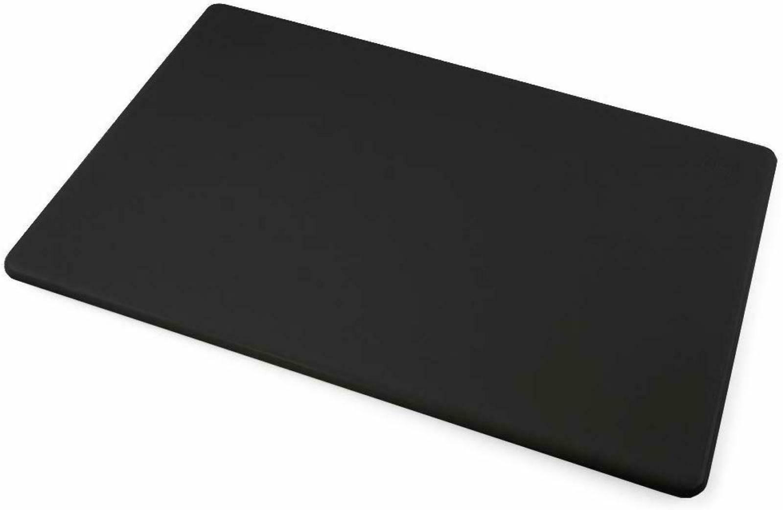 commercial plastic black cutting board