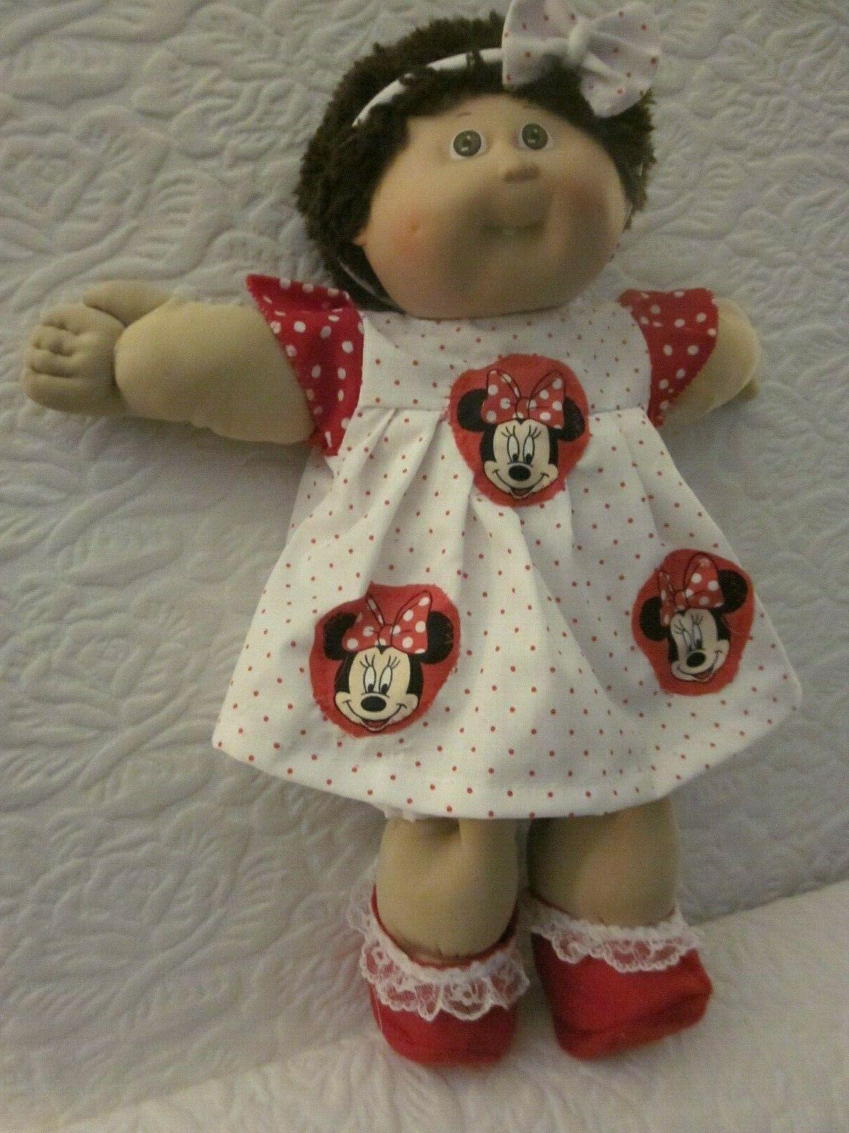 cpk doll clothes 16 18 inch dress